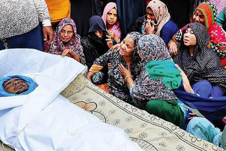 Family in mourning after Delhi pogrom that claimed over 50 lives