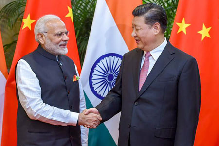 The Modi-Xi thaw has focused on trade, agriculture and tourism