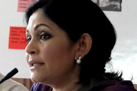 Rosy Senanayake in Sri Lanka politics leads the way for women