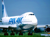 PanAm's demise in 1991 did not attract any bailout
