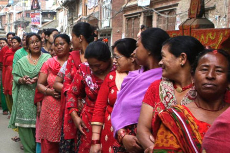 Nepal goes to the polls in May-June 2017